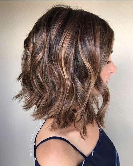 Cortes de cabello para mujeres bajitas 2018
