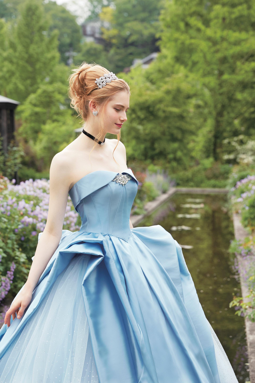 Los vestidos de novias inspirados en las princesas de Disney que ...