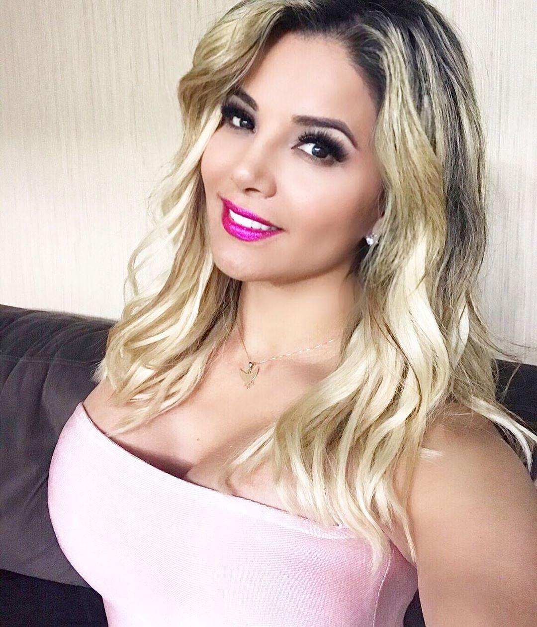 Selfie de Aleida Núñez.