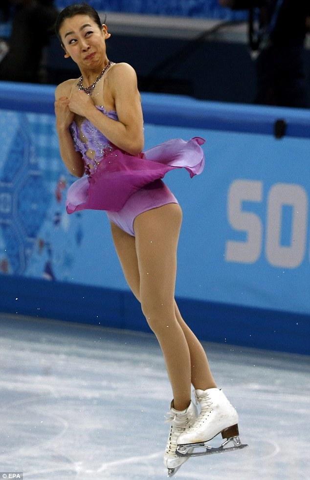 caras-chistosas-patinadores-artísticos-Juegos-Olímpicos-Invierno-2