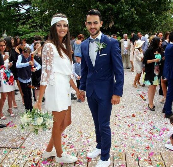 Con Tenis Caso Blogue Actitudfem Melanie Francesa Short Se Y qwIF0Z
