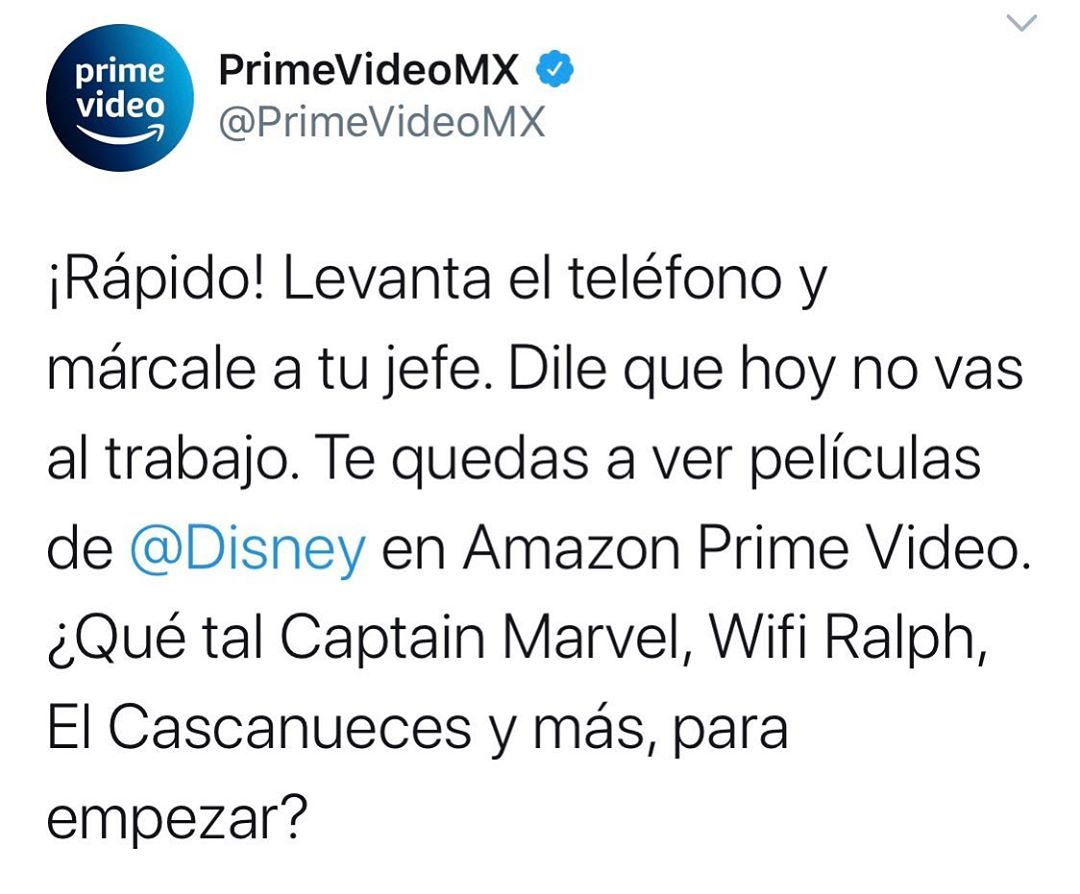 captura instagram amazon prime video anuncio