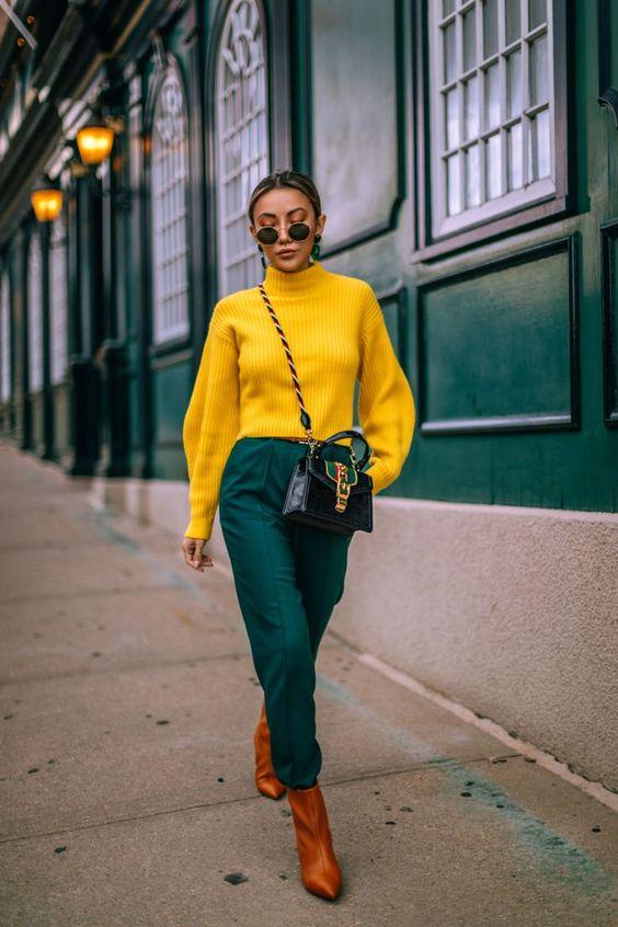 como-combinar-prendas-amarillas