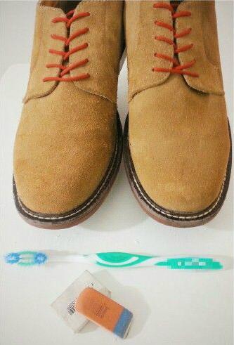 como-limpiar-zapatos-de-gamuza