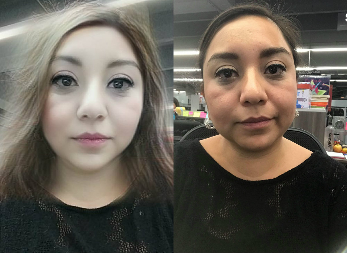 como-usar-filtro-de-mujer-snapchat-