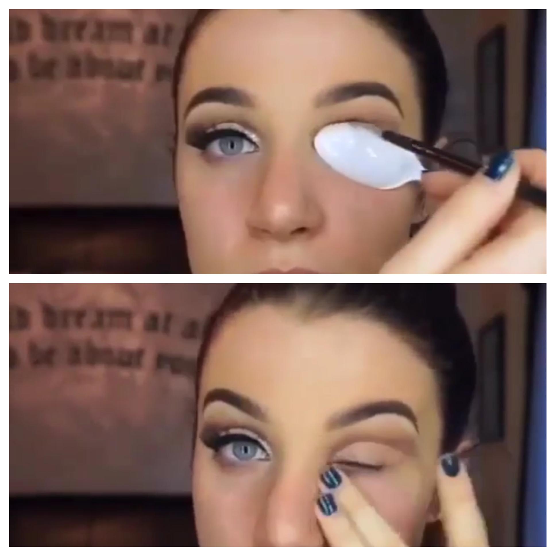 5620e83c3 8 trucos para maquillar párpados caídos | ActitudFem