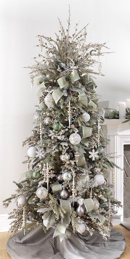 Decoracion Arbol De Navidad 2018 Tendencias Y Consejos Actitudfem - Arboles-de-decoracion