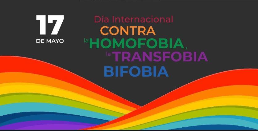 imagen ilustrativa día internacional contra la homofobia