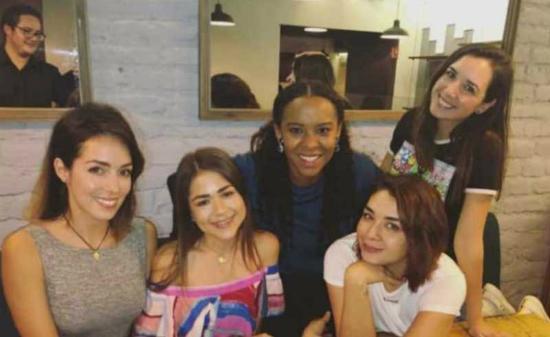 Protagonistas del Diario de Daniela se reúnen y así lucen ahora