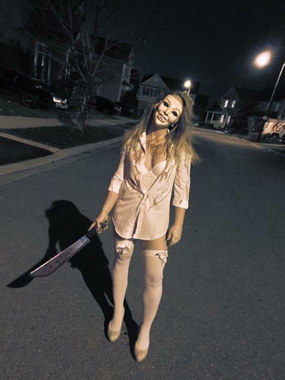 Disfraces de Halloween que s dan miedo ideas fciles