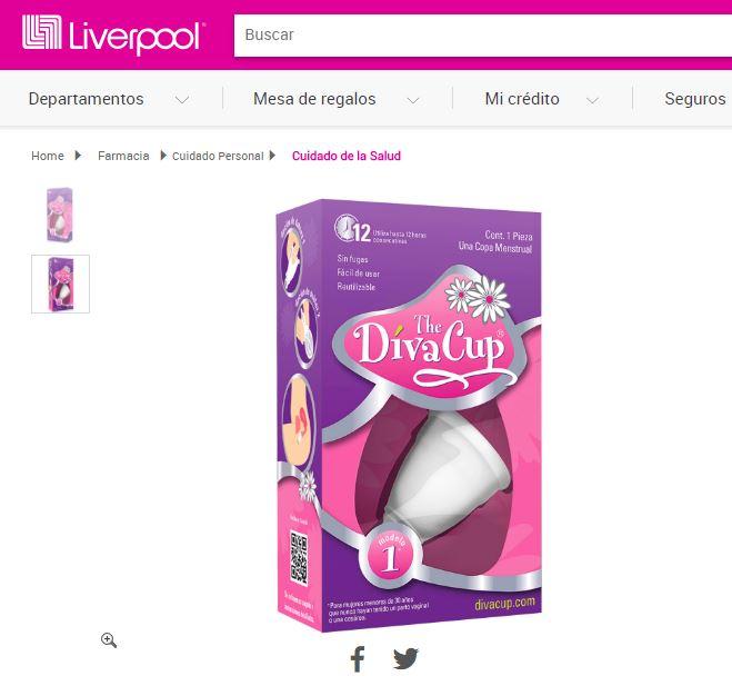 donde comprar copa menstrual en guadalajara