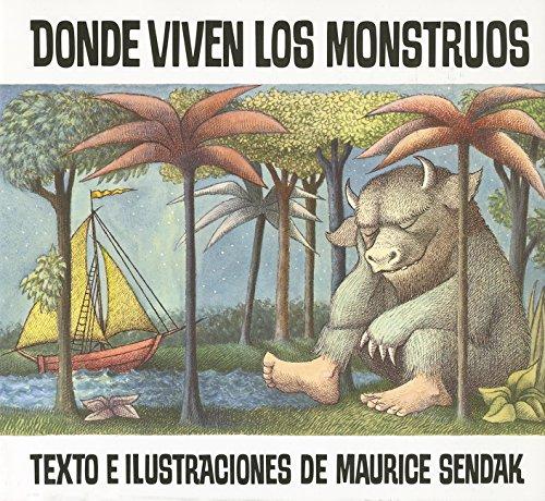 Imagen de portada de Donde viven los monstruos de Maurice Sendak