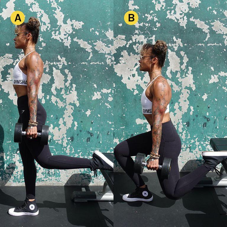 ejercicios-trasero-kim-sentadilla-dividida