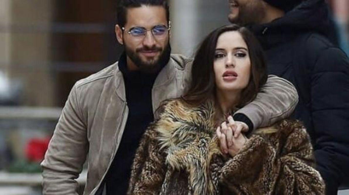 Maluma confirma noviazgo con Natalia Barulích