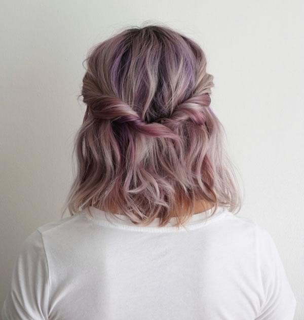 7 Peinados Faciles Para Si Peinarte Toda La Semana Actitudfem