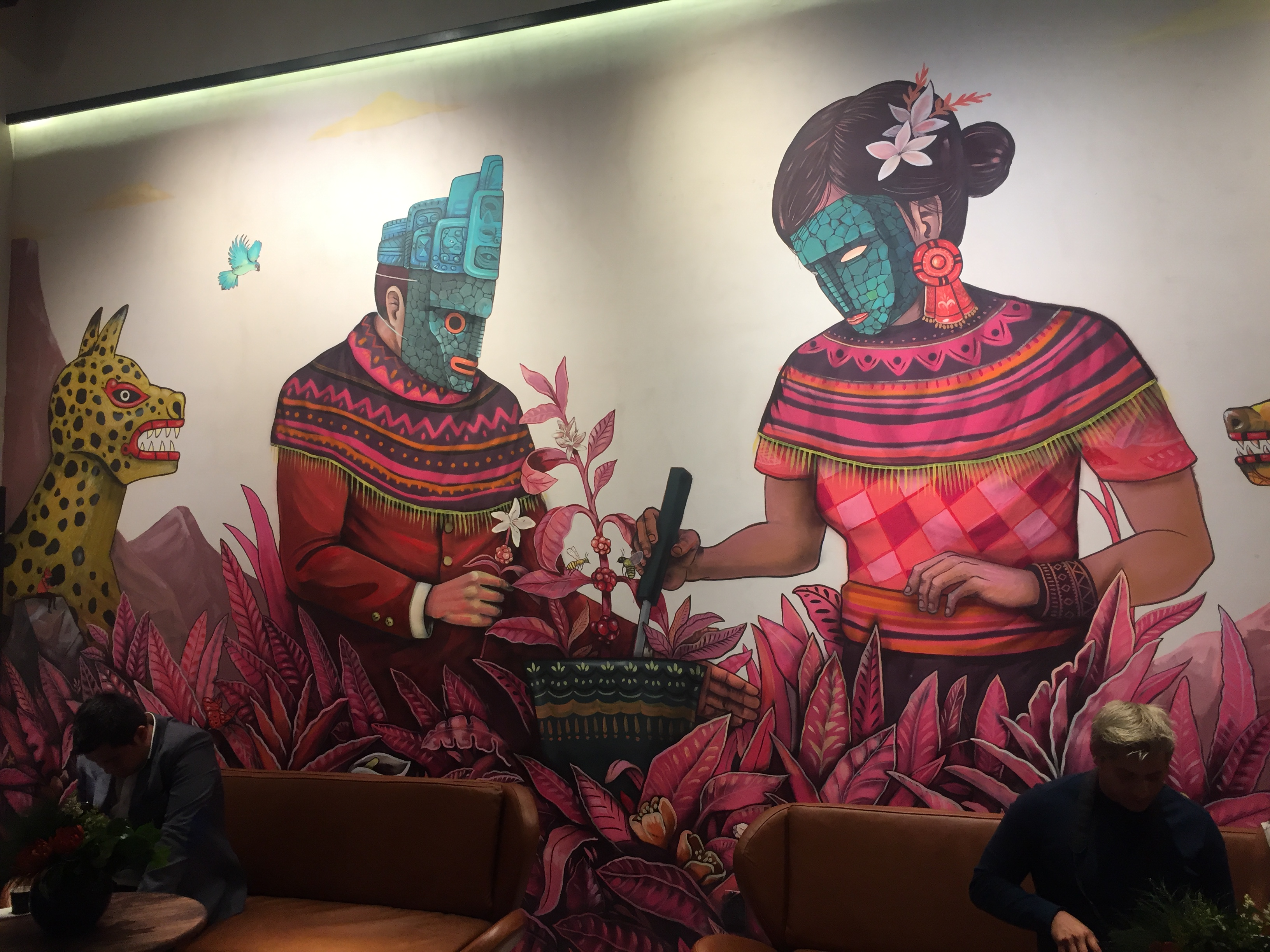 Reserve Bar de Starbucks llega a México