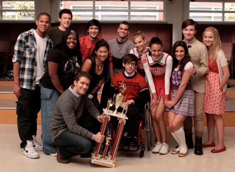 cast de Glee