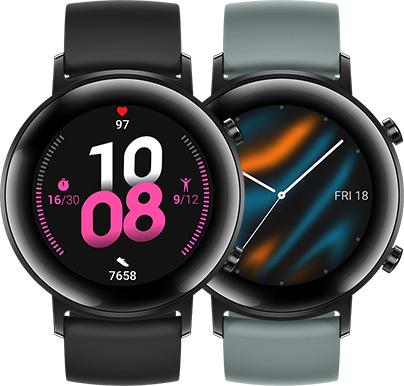 Foto de smartwatch marca Huawei