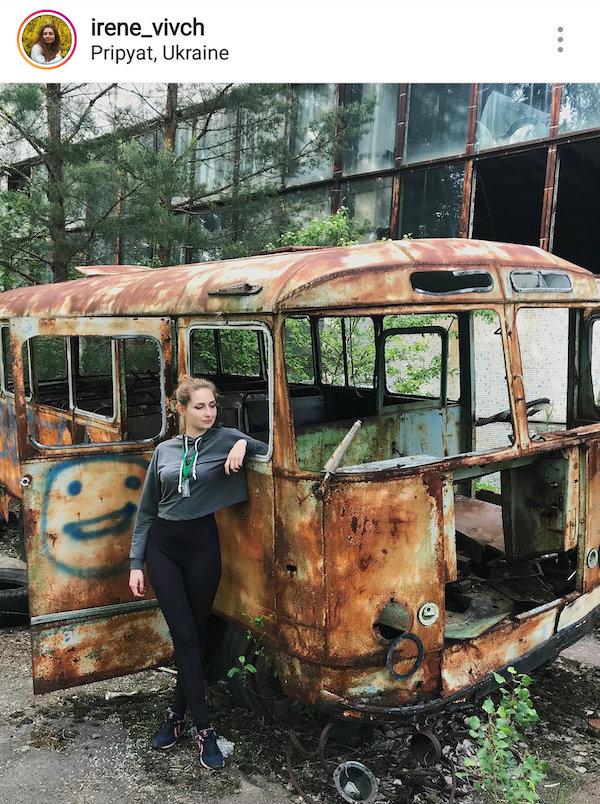 influencers-en-chernobil-fotos
