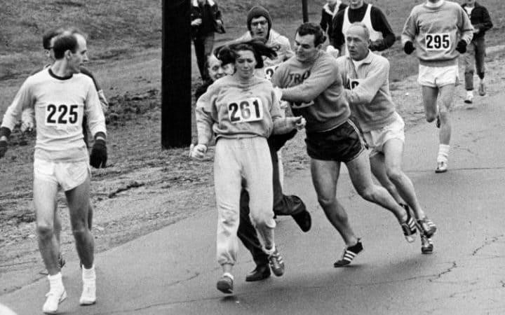 El japonés Yuki Kawauchi ganó el Maratón de Boston