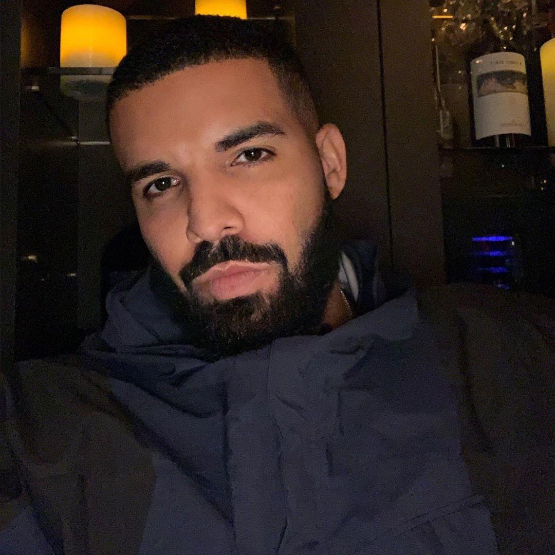 Foto ilustrativa del cantante canadiense Drake.