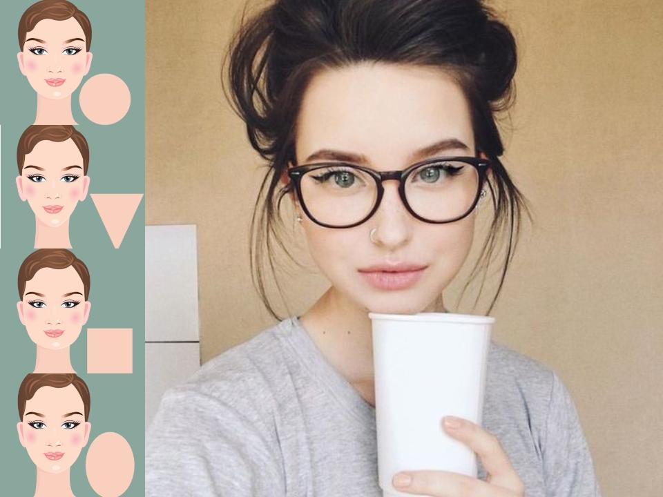 faa06bddda Inspirada en mi propia experiencia decidí crear para ti, la guía definitiva  para elegir los lentes que mejor quedan según la forma de tu cara.