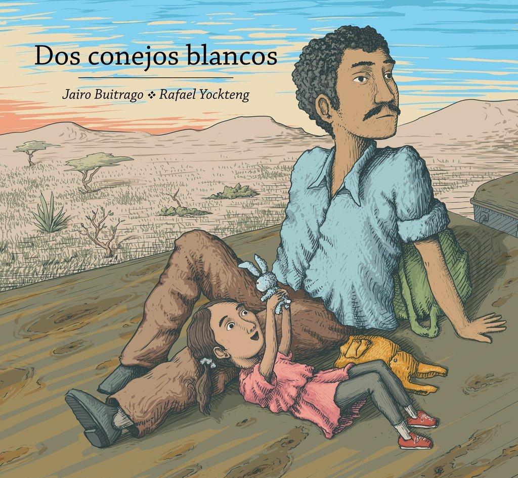 libros-infantiles-sobre-migracion-jairo-buitrago-dos-conejos-blancos