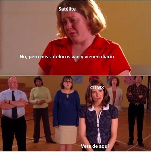 Memes Chicas Pesadas Colonias De La Cdmx Actitudfem