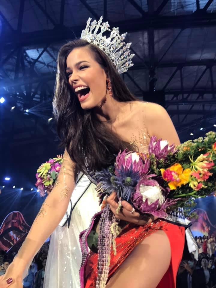 miss tailandia 2019
