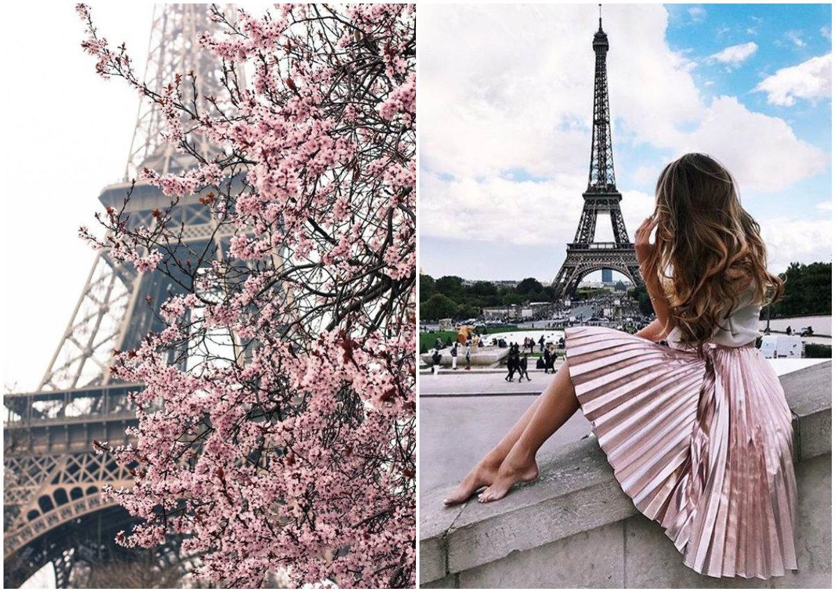 París cortesía Pinterest: Gabitaangeles Tumblr / Pinimg