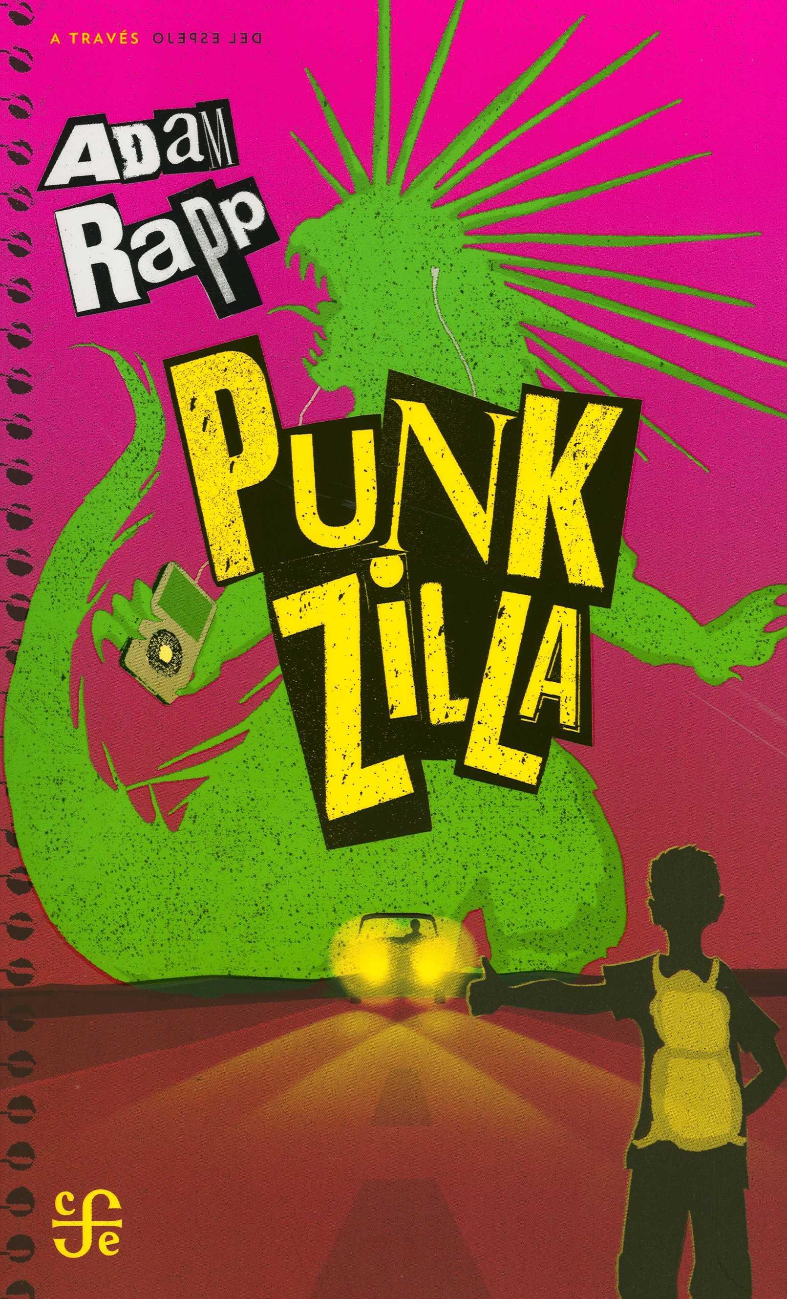 punkzilla-libro