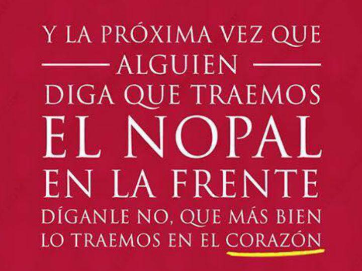 Las Mejores Frases De Orgullo Dichas Por Mexicanos Después
