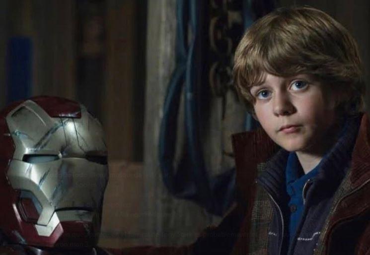 niño-iron-man-3-avengers-endgame