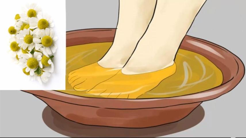 Como quitar las asperezas de los talones