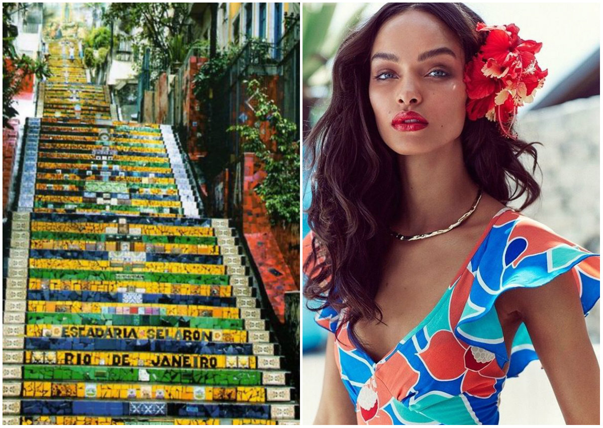 Río de Janeiro cortesía Pinterest: Digital Journal / Pinimg