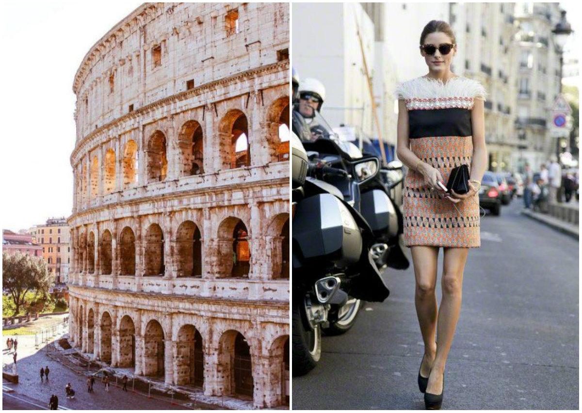 Roma cortesía Pinterest: Benvenutolimos / Tumblr