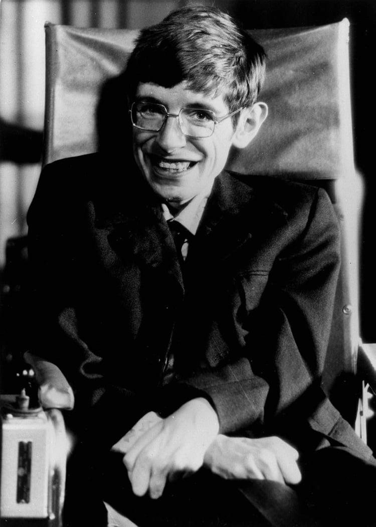 Stephen Hawking hablando sobre la depresión