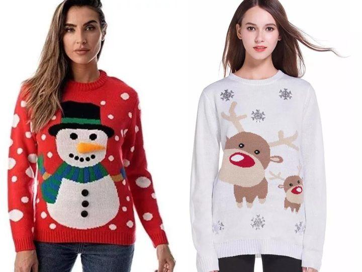Dónde comprar tu suéter navideño? ¡Te decimos!