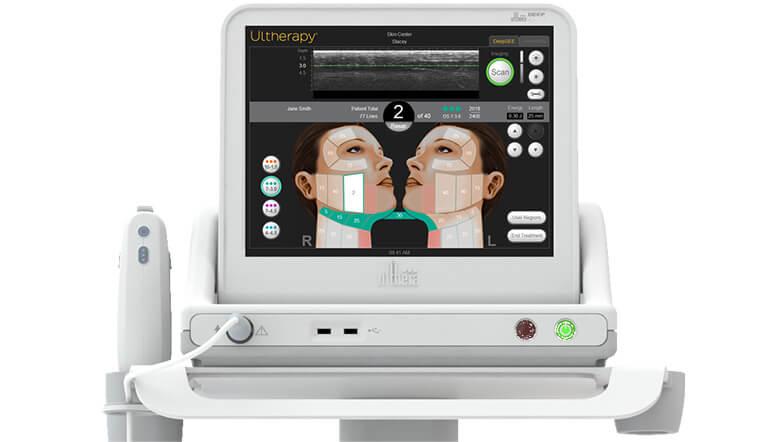 Aparato de ultrasonido microfocalizado