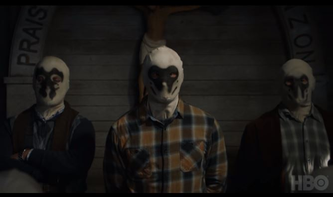 imagen teaser trailer watchmen serie de hbo