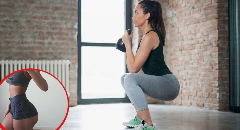 Mejores ejercicios para aumentar glúteos | ActitudFem
