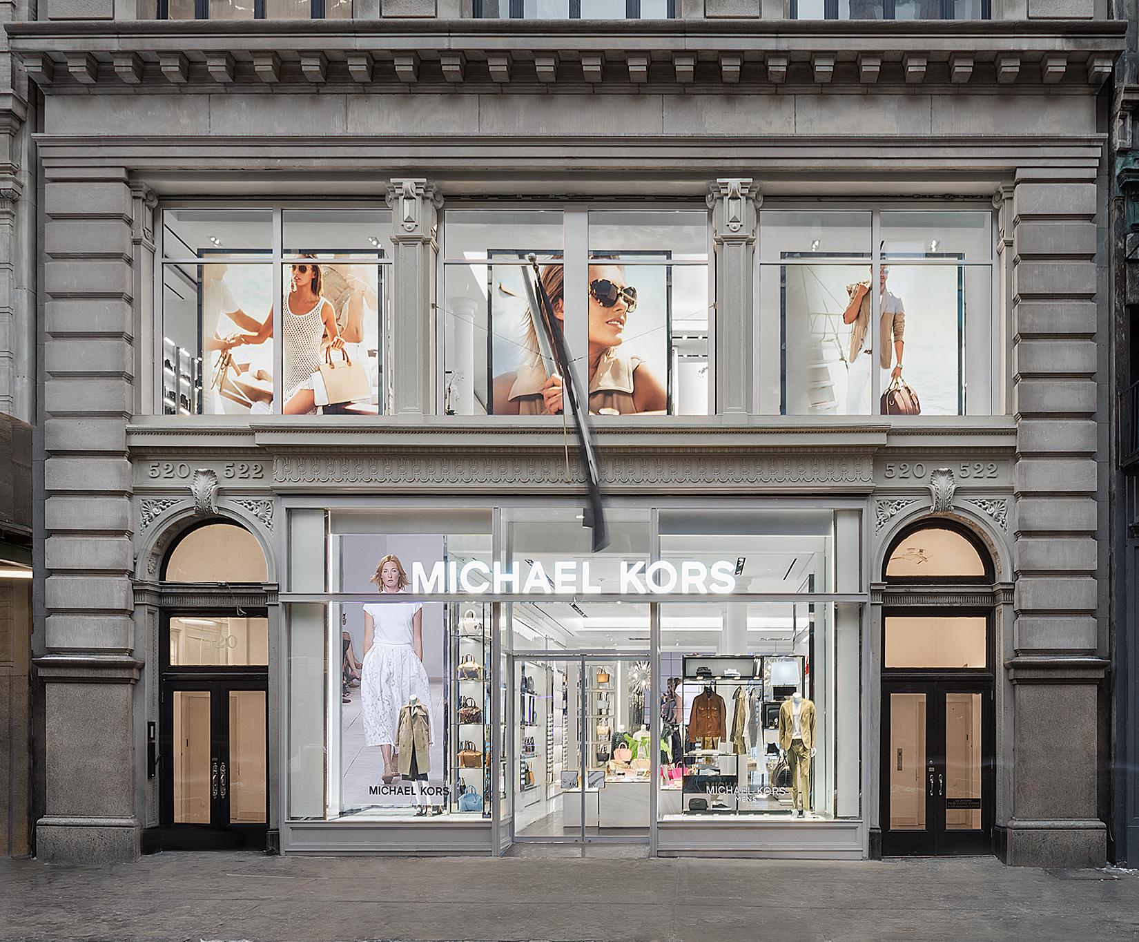 La boutique más grande de Michael Kors en Nueva York | ActitudFem