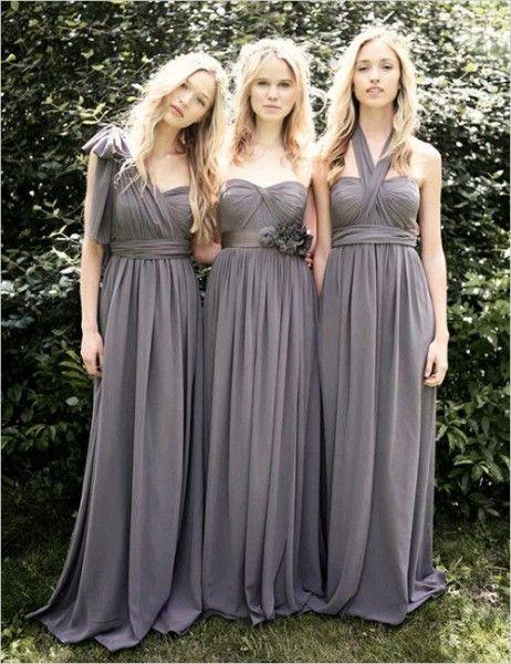 Vestidos para damas de honor 2019 df