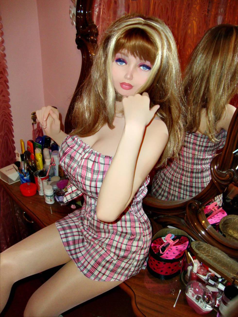 Русские девушки с игрушками 18 фотография