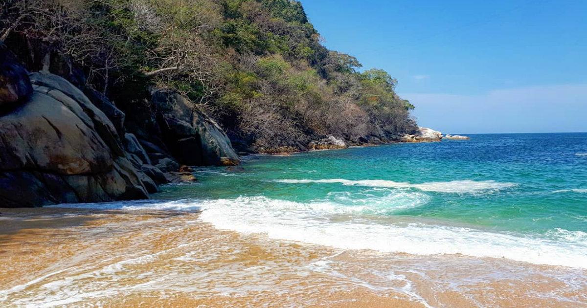 Playa Colomitos en Jalisco dónde está, cómo llegar y qué