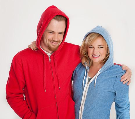 Michael Oliver e Ivyann Schwann