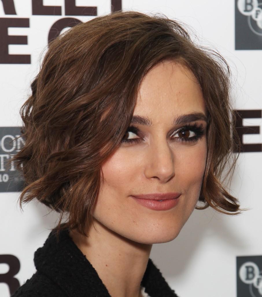 Corte de pelo mujer madura cara alargada