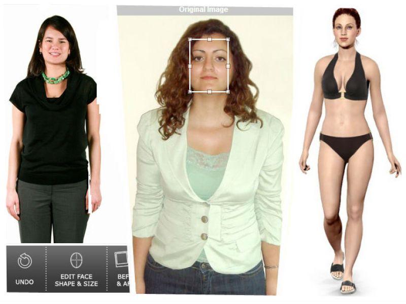 ¿cómo me veré cuando pierda peso?
