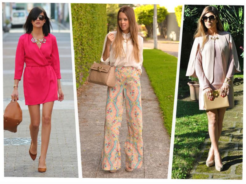 Outfit primavera oficina