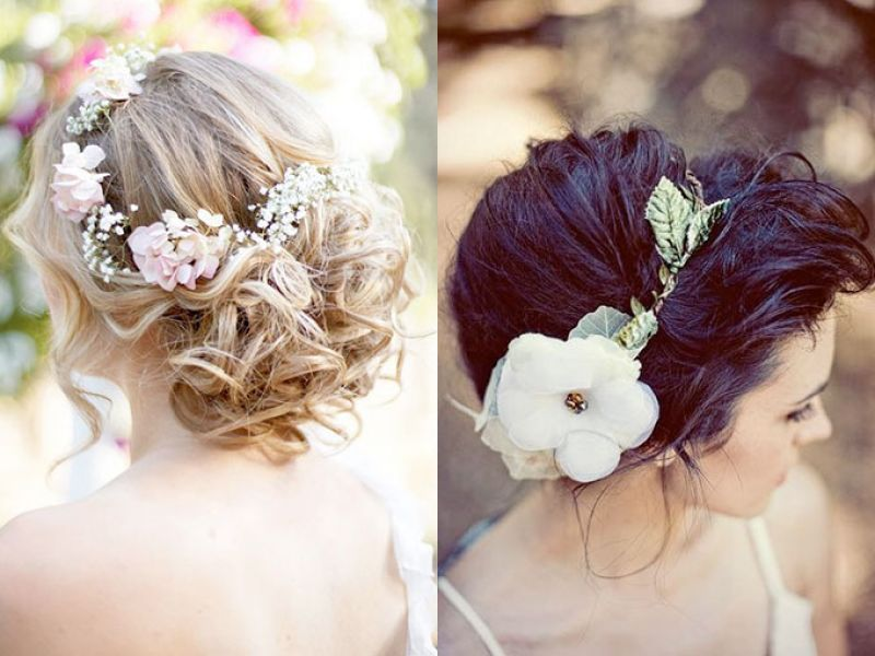 Lo más universal peinados para una boda Imagen de cortes de pelo estilo - Peinados súper fáciles para ir a una boda | ActitudFem